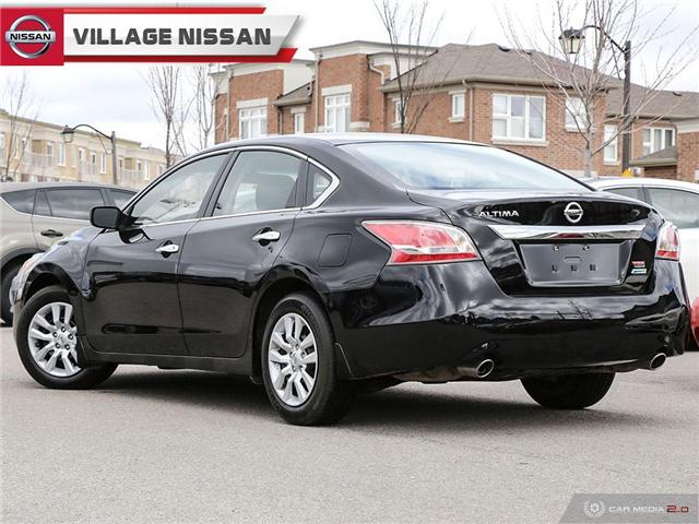 2014 Nissan Altima 2.5 (Stk: P2785) in Unionville - Image 4 of 27