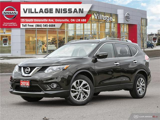 2014 Nissan Rogue SL (Stk: P2754) in Unionville - Image 1 of 27