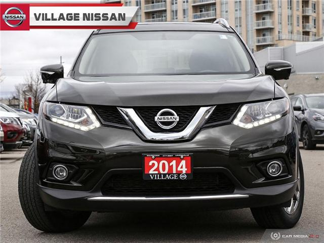 2014 Nissan Rogue SL (Stk: P2754) in Unionville - Image 2 of 27