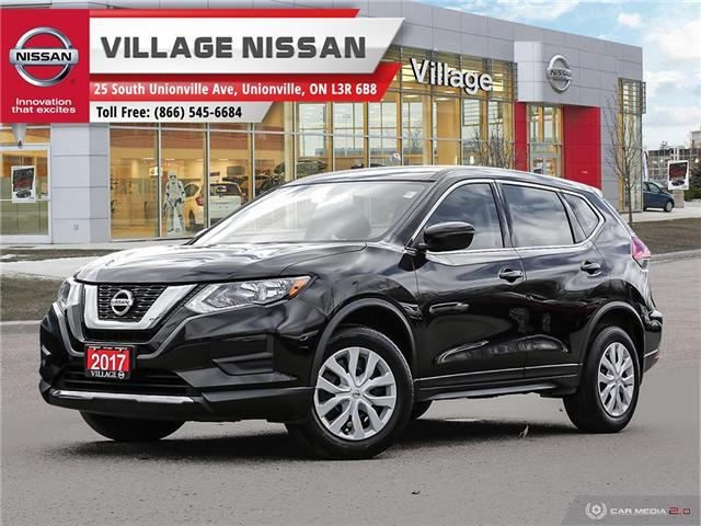 2017 Nissan Rogue S (Stk: 90240A) in Unionville - Image 1 of 27