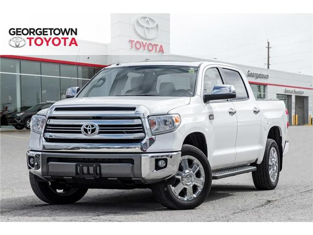 2016 Toyota Tundra  (Stk: 16-50835) in Georgetown - Image 1 of 21