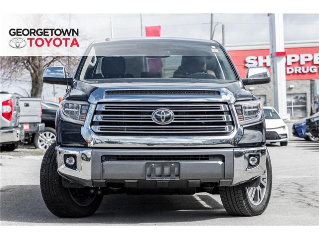 2019 Toyota Tundra  (Stk: 19-78737) in Georgetown - Image 2 of 21
