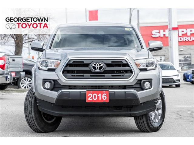 2016 Toyota Tacoma  (Stk: 16-12692) in Georgetown - Image 2 of 17