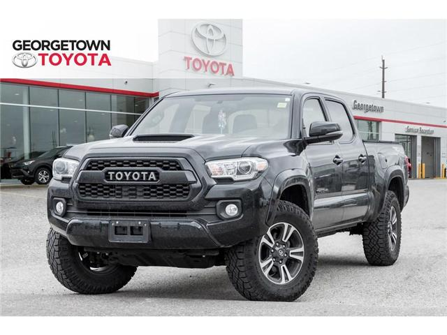 2017 Toyota Tacoma  (Stk: 17-18585) in Georgetown - Image 1 of 19