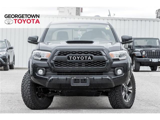 2017 Toyota Tacoma  (Stk: 17-18585) in Georgetown - Image 2 of 19