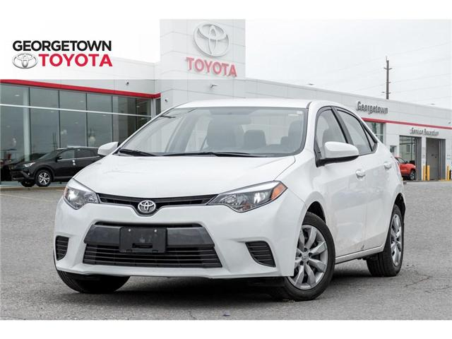 2016 Toyota Corolla  (Stk: 16-57377) in Georgetown - Image 1 of 18