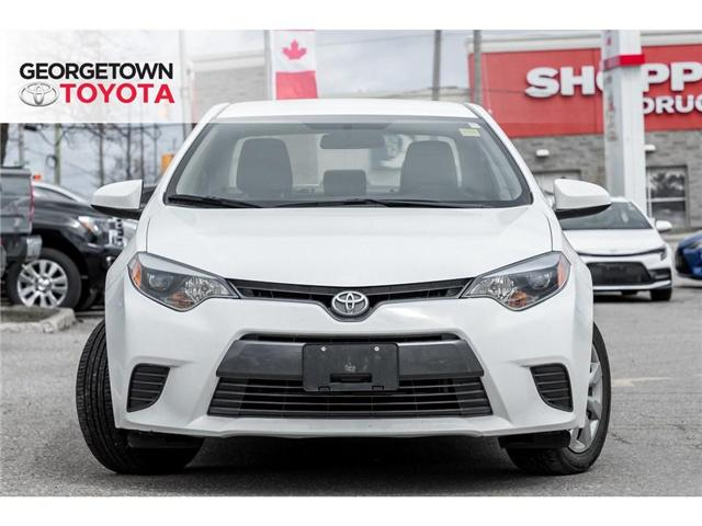 2016 Toyota Corolla  (Stk: 16-57377) in Georgetown - Image 2 of 18