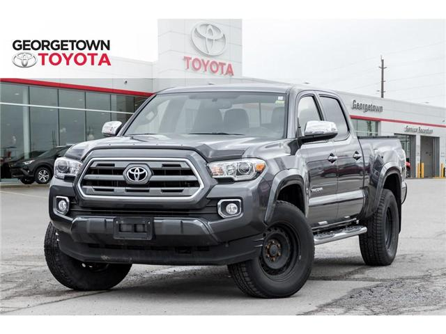 2017 Toyota Tacoma  (Stk: 17-16777) in Georgetown - Image 1 of 21