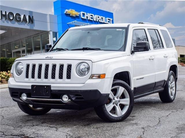 2013 Jeep Patriot Limited (Stk: WU100265) in Scarborough - Image 1 of 21