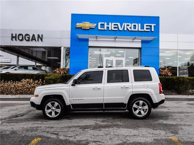 2013 Jeep Patriot Limited (Stk: WU100265) in Scarborough - Image 2 of 21