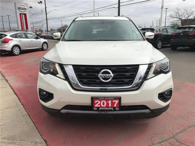 2017 Nissan Pathfinder SL (Stk: N1388) in Hamilton - Image 7 of 12