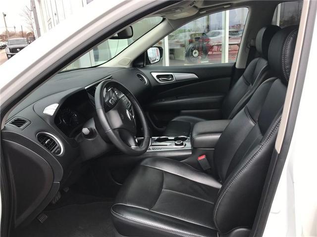 2017 Nissan Pathfinder SL (Stk: N1388) in Hamilton - Image 8 of 12