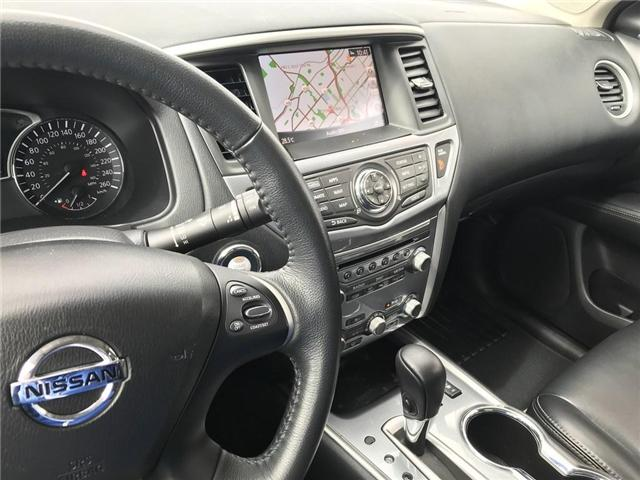 2017 Nissan Pathfinder SL (Stk: N1388) in Hamilton - Image 10 of 12