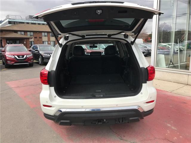 2017 Nissan Pathfinder SL (Stk: N1388) in Hamilton - Image 12 of 12