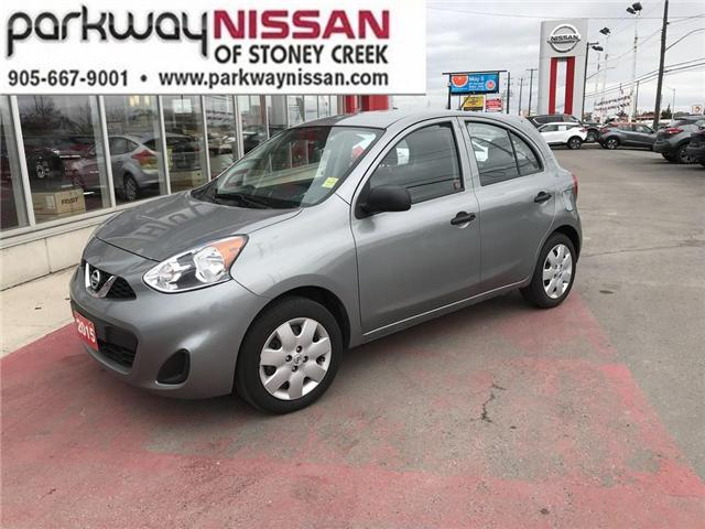 2015 Nissan Micra S (Stk: N1386) in Hamilton - Image 1 of 12