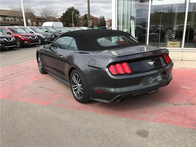 2017 Ford Mustang EcoBoost Premium (Stk: N1426) in Hamilton - Image 5 of 12