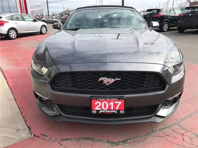 2017 Ford Mustang EcoBoost Premium (Stk: N1426) in Hamilton - Image 8 of 12