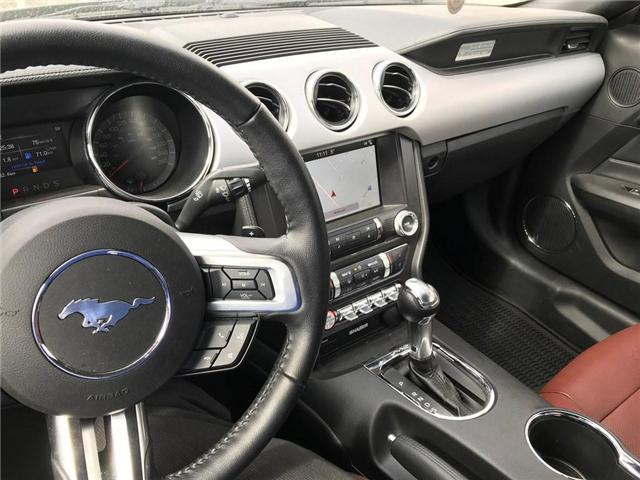 2017 Ford Mustang EcoBoost Premium (Stk: N1426) in Hamilton - Image 11 of 12