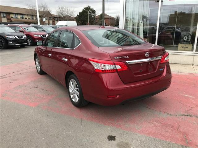 2015 Nissan Sentra 1.8 (Stk: N1428) in Hamilton - Image 4 of 12