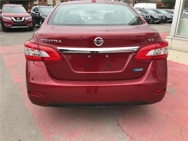 2015 Nissan Sentra 1.8 (Stk: N1428) in Hamilton - Image 5 of 12