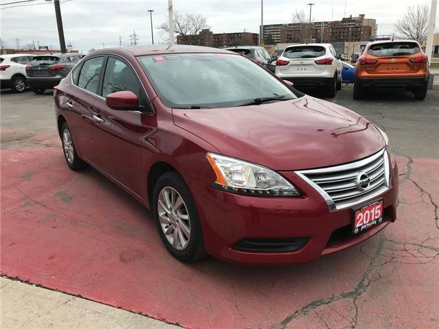 2015 Nissan Sentra 1.8 (Stk: N1428) in Hamilton - Image 6 of 12