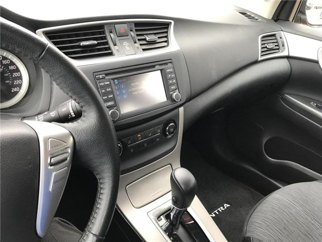 2015 Nissan Sentra 1.8 (Stk: N1428) in Hamilton - Image 10 of 12