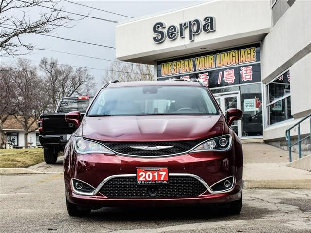 2017 Chrysler Pacifica Touring-L Plus (Stk: P9133) in Toronto - Image 2 of 26
