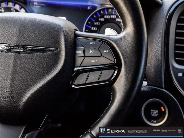 2018 Chrysler 300 S (Stk: P9094) in Toronto - Image 21 of 29