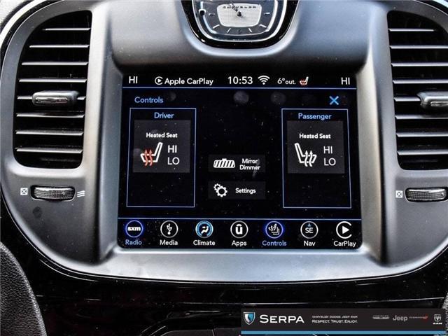 2018 Chrysler 300 S (Stk: P9094) in Toronto - Image 26 of 29