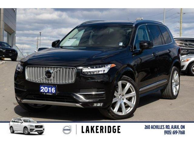 2016 Volvo XC90 T6 Inscription (Stk: P0158) in Ajax - Image 1 of 30
