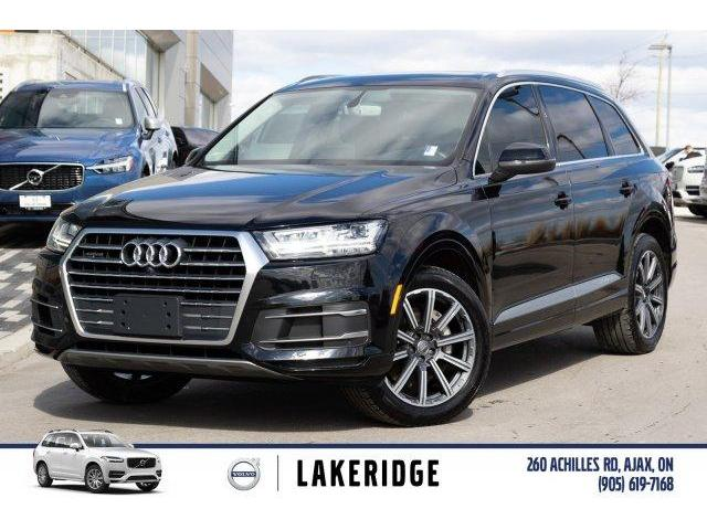 2017 Audi Q7 Prestige (Stk: P0156) in Ajax - Image 1 of 30