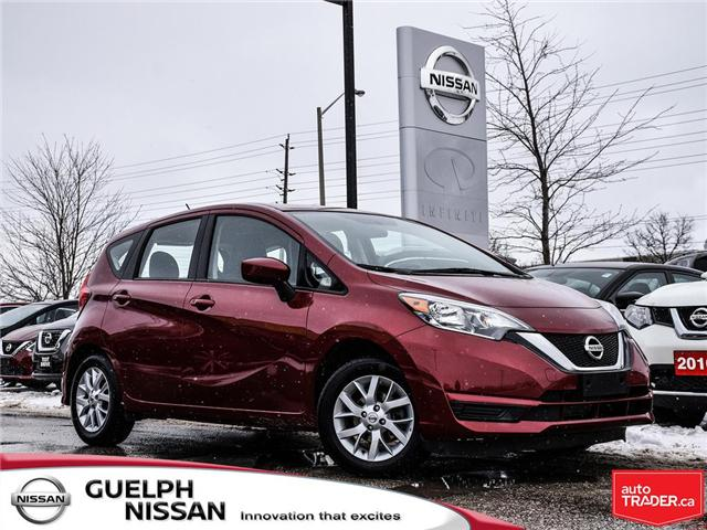 2017 Nissan Versa Note  (Stk: UP13603) in Guelph - Image 1 of 22