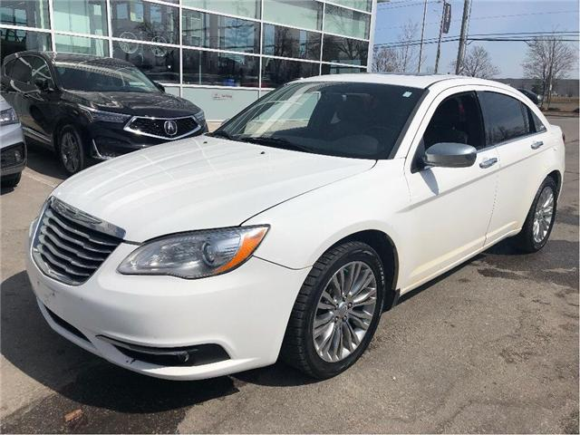 2011 Chrysler 200 Limited (Stk: 596403T) in Brampton - Image 1 of 15
