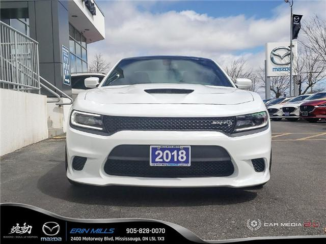 2018 Dodge Charger SRT Hellcat (Stk: P4479) in Mississauga - Image 2 of 18