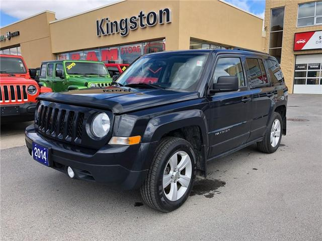 2014 Jeep Patriot Sport/North (Stk: 18P300AB) in Kingston - Image 1 of 18