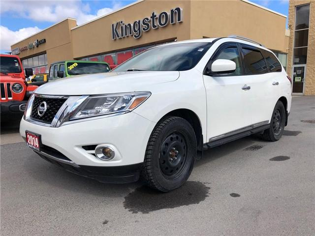 2014 Nissan Pathfinder  (Stk: 18P207A) in Kingston - Image 1 of 30