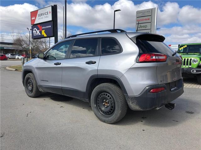 2016 Jeep Cherokee Sport (Stk: 18A154A) in Kingston - Image 2 of 21