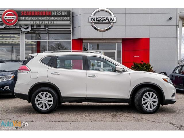 2014 Nissan Rogue  (Stk: L19022A) in Scarborough - Image 3 of 25