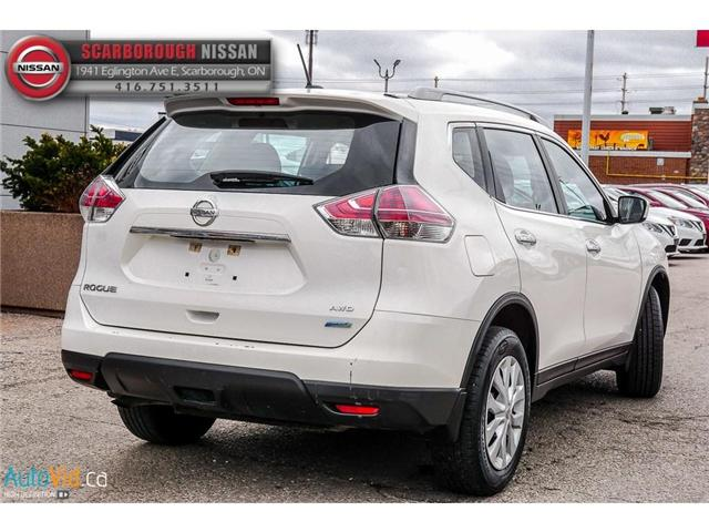 2014 Nissan Rogue  (Stk: L19022A) in Scarborough - Image 4 of 25
