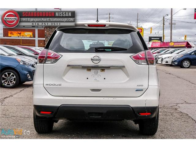 2014 Nissan Rogue  (Stk: L19022A) in Scarborough - Image 5 of 25