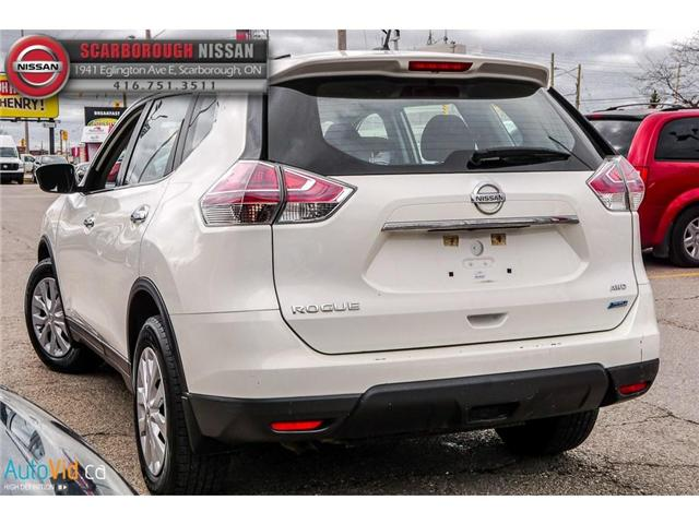 2014 Nissan Rogue  (Stk: L19022A) in Scarborough - Image 6 of 25