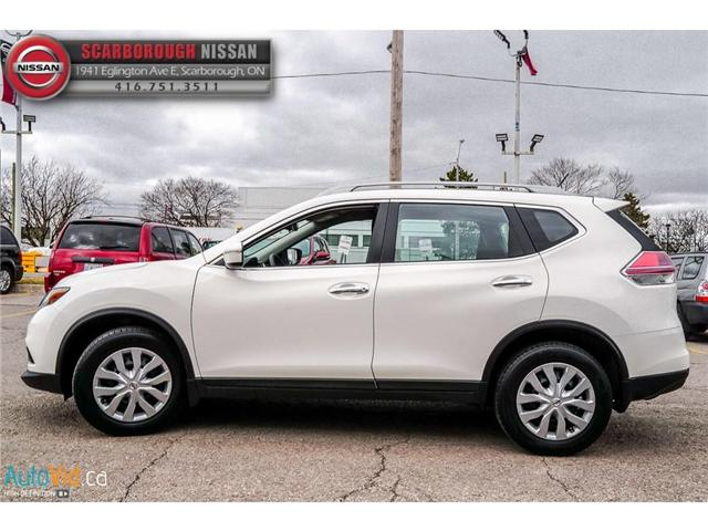 2014 Nissan Rogue  (Stk: L19022A) in Scarborough - Image 8 of 25