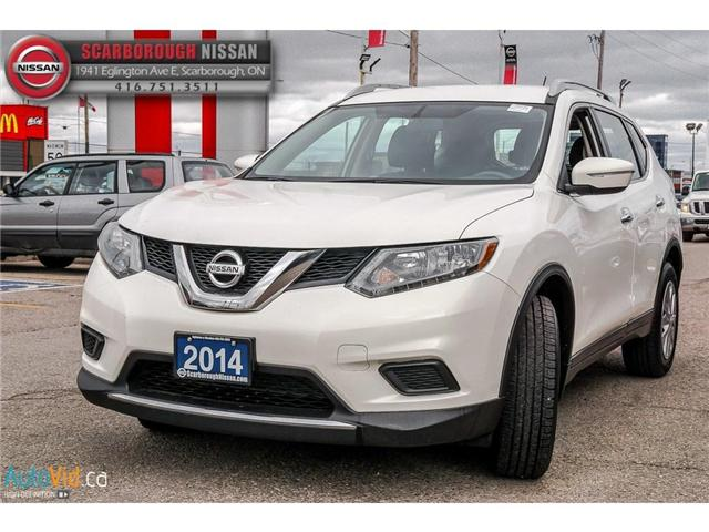 2014 Nissan Rogue  (Stk: L19022A) in Scarborough - Image 9 of 25