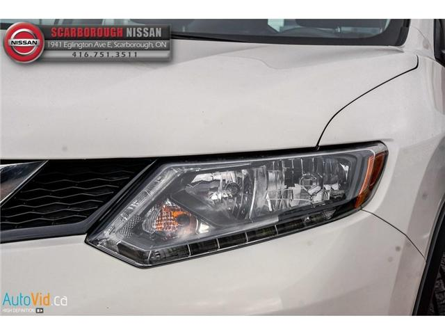 2014 Nissan Rogue  (Stk: L19022A) in Scarborough - Image 10 of 25
