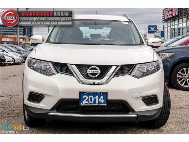 2014 Nissan Rogue  (Stk: L19022A) in Scarborough - Image 11 of 25