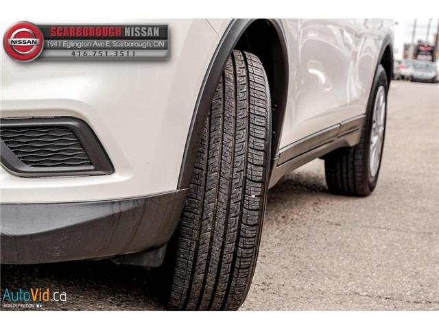 2014 Nissan Rogue  (Stk: L19022A) in Scarborough - Image 12 of 25