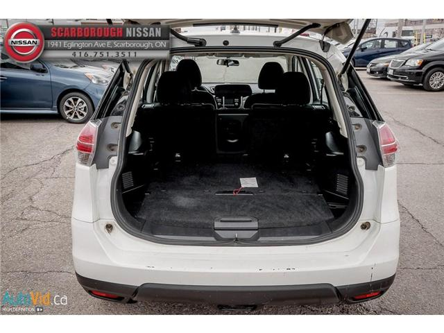 2014 Nissan Rogue  (Stk: L19022A) in Scarborough - Image 18 of 25