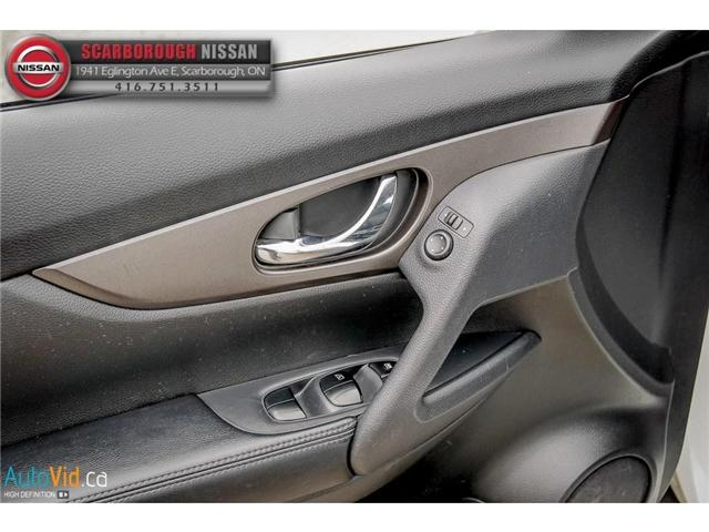2014 Nissan Rogue  (Stk: L19022A) in Scarborough - Image 19 of 25