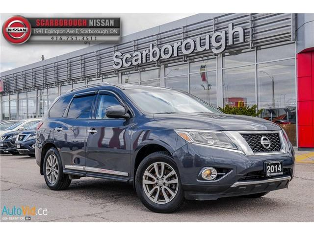 2014 Nissan Pathfinder  (Stk: 519005A) in Scarborough - Image 1 of 26