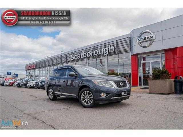 2014 Nissan Pathfinder  (Stk: 519005A) in Scarborough - Image 2 of 26
